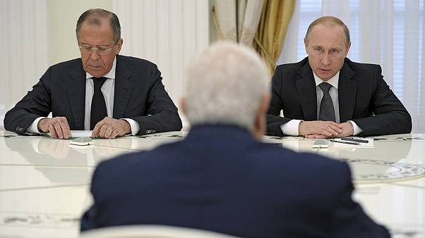 Russia gives Assad firepower, spurring US strategy adjustment