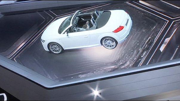 Автосалон Франкфурте открылся, в центре внимания - Европа и Китай