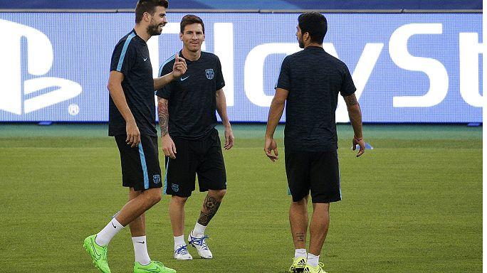 نادي برشلونة يسعى للحفاظ على لقبه في دوري أبطال أوروبا