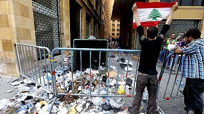Libanon: Hungerstreik wegen Müllkrise und Korruption