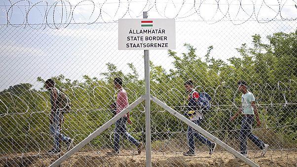 Ungarn-Grenze dicht: Flüchtlinge suchen sich neue Wege