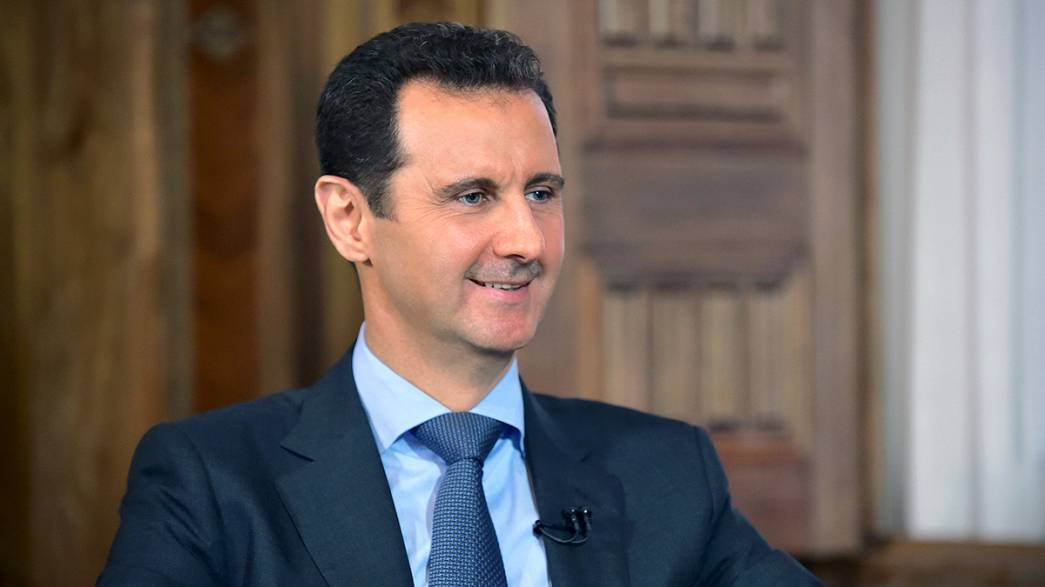 """White House calls Moscow support for Assad """"counterproductive"""""""