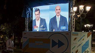 Α. Τσίπρας Vs Ε. Μεϊμαράκης στα διεθνή media