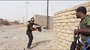 Na linha da frente da luta contra o autoproclamado EI no Iraque