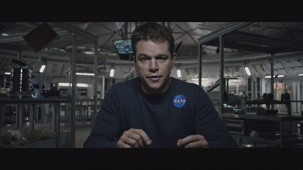 Matt Damon fait le martien