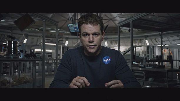 Matt Damon is Ridley Scott's 'The Martian'