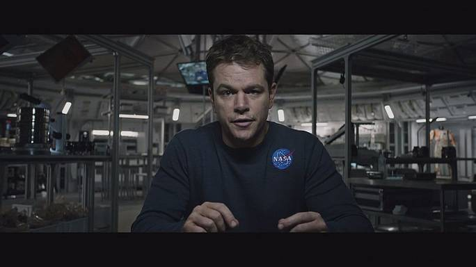 Matt Damon is Ridley Scott's 'The Martian'