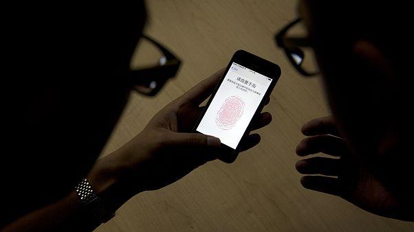 Image: Apple fingerprint scanner technology