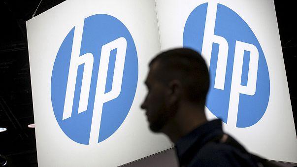 HP уволит до 30 тысяч человек