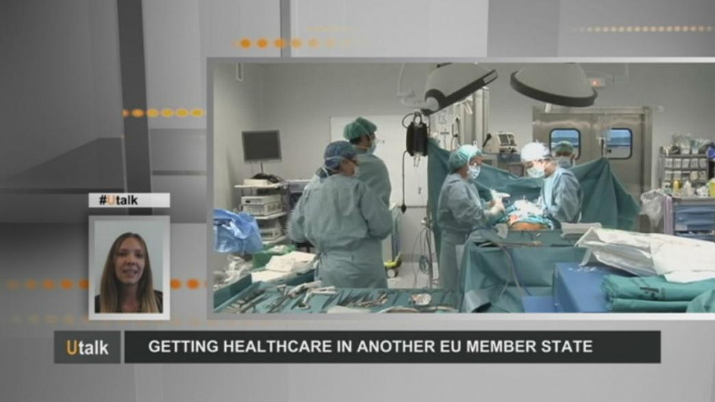 Cuidados de saúde noutro Estado-Membro da UE