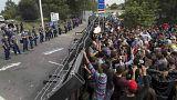 A pior crise de refugiados desde a Segunda Guerra Mundial
