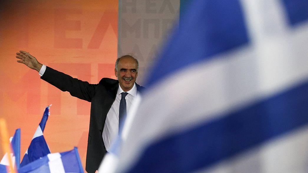 Görögország új reménysége: Meimarakisz