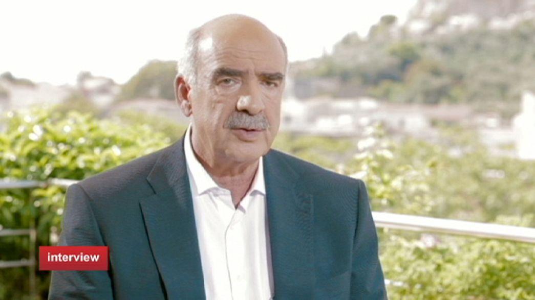 """Elezioni in Grecia, Meimarakis di Nuova Democrazia: """"Conti in rosso per colpa di Tsipras"""""""