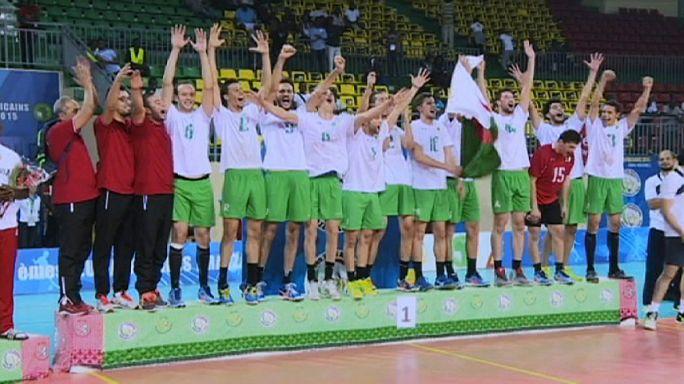 Afrika Oyunları'nda Cezayir altın madalyaya doymadı