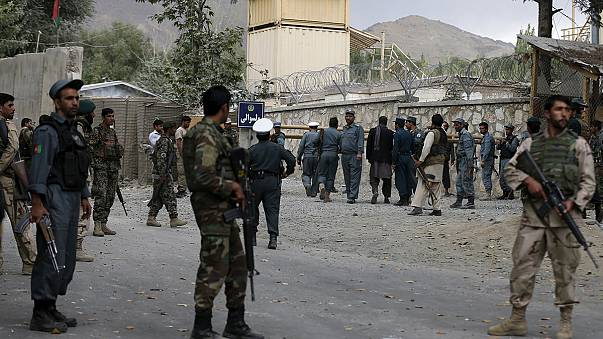 Afghan suicide bomb attack kills at least 4