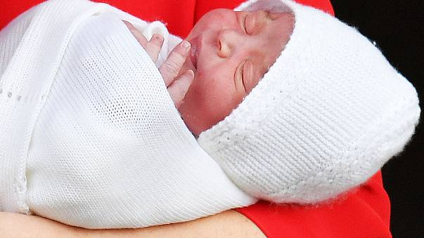 Image: Royal baby