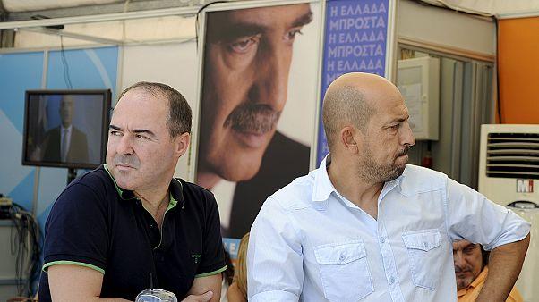 تنافس حاد بين سيريزا اليوناني والديمقراطية الجديدة أثناء الحملة الانتاخبية