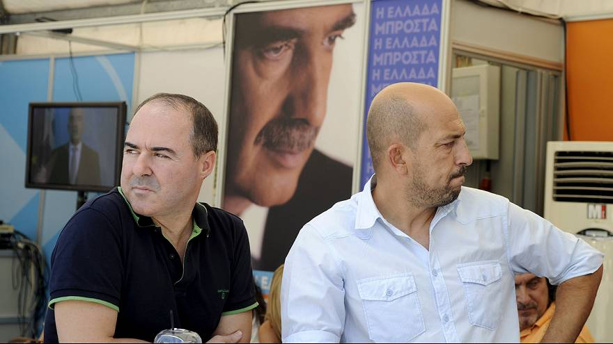 Greek election: New Democracy said to have narrow lead