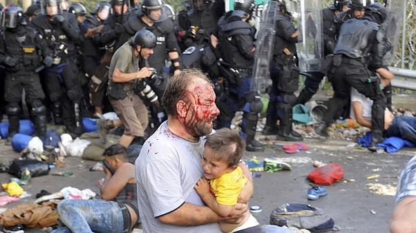 "Serbia calls Hungary ""brutal"" over treatment of migrants at border"