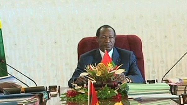 La guardia pretoriana de Compaoré da un golpe de Estado en Burkina Faso
