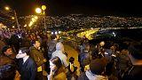 L'alerte tsunami levée au Chili