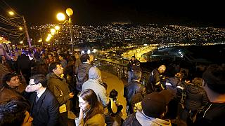 Forte terremoto in Cile: 5 morti. Allerta tsunami in 3 Paesi
