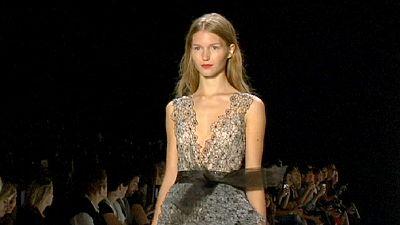 Lady Gaga stylist makes New York Fashion Week debut