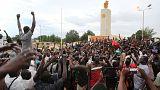 Puccs, kijárási tilalom és lezárt határok Burkina Fasóban