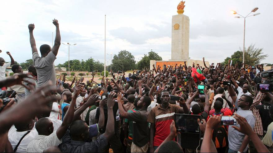 Internationaler Protest nach Militärputsch in Burkina Faso