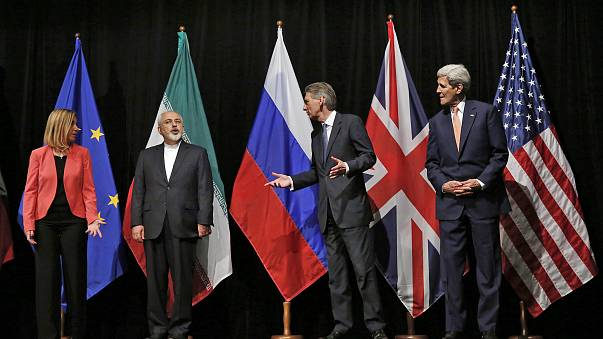 Image: Iran Nuclear deal