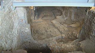 Eccezionale ritrovamento di una casa del VI secolo a.C. a Roma