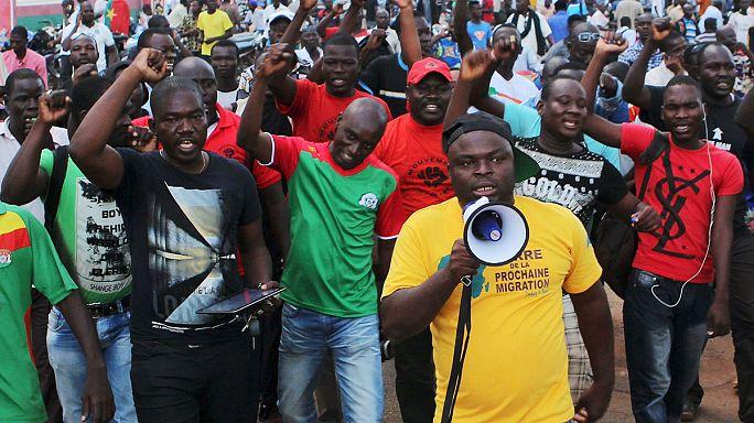 Буркина-Фасо: и снова путч...