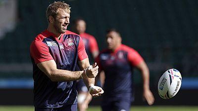 England im Rugby-Fieber