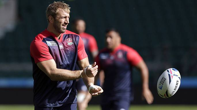 "England in ""shape of their lives"" to face Fiji in World Cup opener"