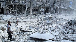 Szíria: politikai sakkjátszma