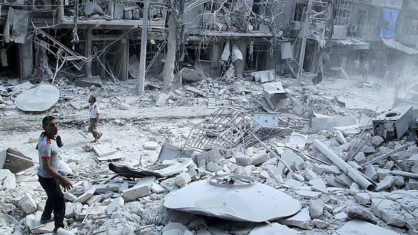 سوريا والمفاوضات لايجاد حل سلمي والموقفان الروسي والايراني