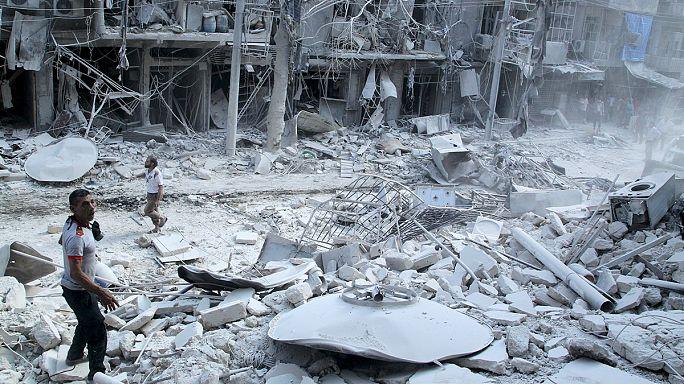 El emisario de la ONU inicia en Damasco conversaciones de paz con el régimen