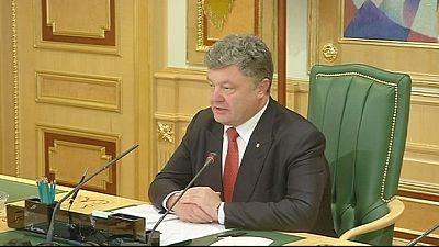 Poroshenko faz marcha-atrás e retira jornalistas da lista de pessoas sancionadas