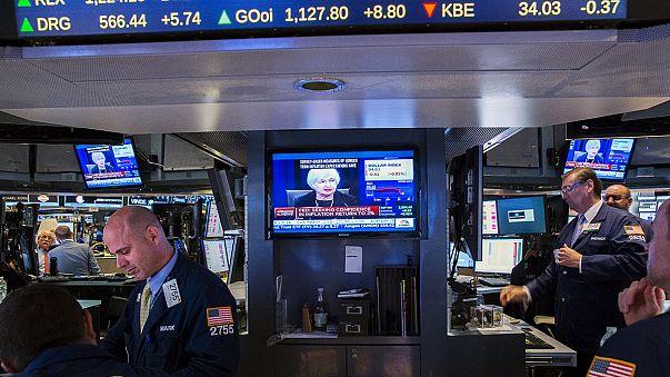 Anleger atmen auf: US-Notenbank vermeidet Zinserhöhung