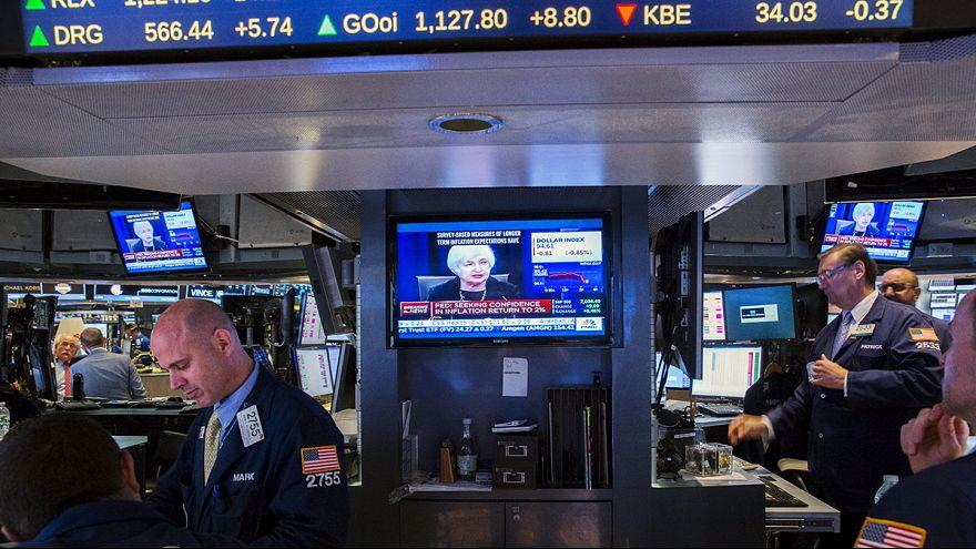 Nem változtatott kamatot a Fed