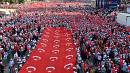 "Turquia: 10.000 nas ruas de Ancara contra o ""terrorismo"""