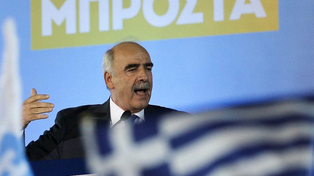 Vangelis Meïmarakis confiant à deux jours du scrutin en Grèce