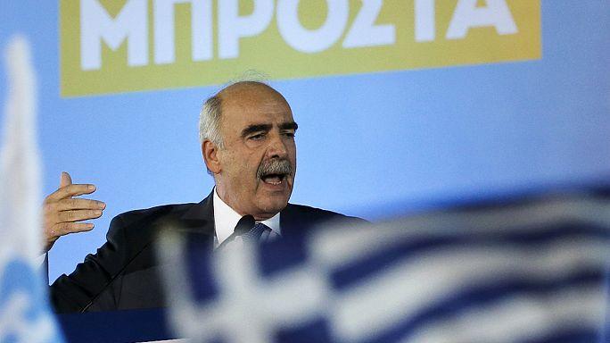 Európa-pártisággal kampányol a görög Új Demokrácia