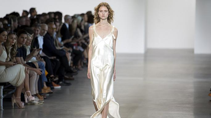 Luxury and opulence bring NY Fashion Week to a close