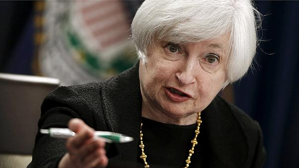 Federal Reserve holds interest rates over global concerns