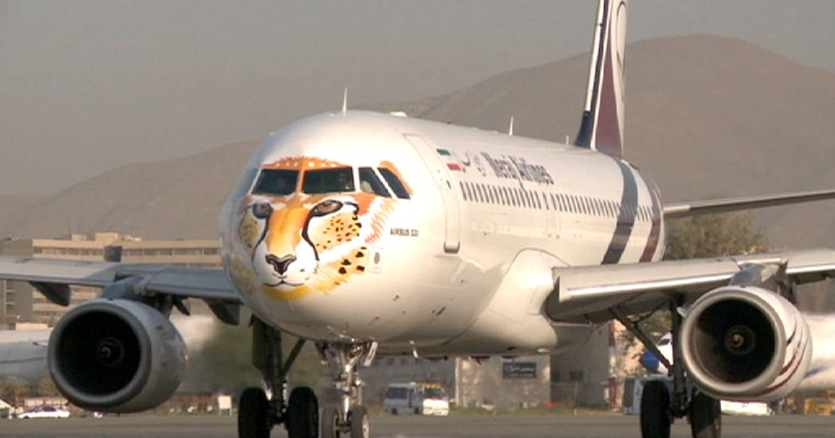 save-iranian-cheetah-maraj-airlines