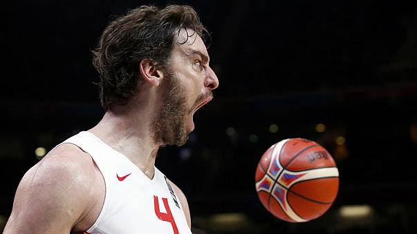 Gas man Gasol asphyxiates France in Eurobasket semis