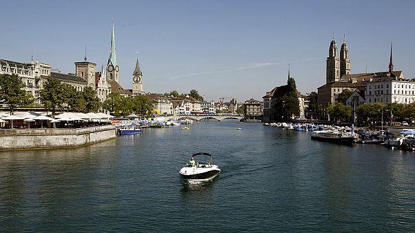 Zúrich y Ginebra, las ciudades más caras del mundo; Kiev, la más barata