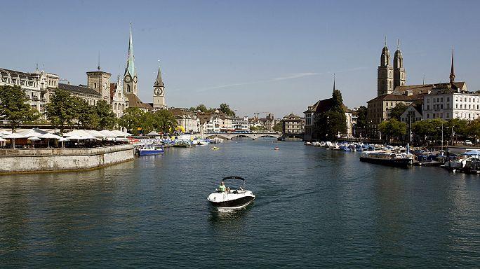 Zurich, Genève et New York villes les plus chères au monde