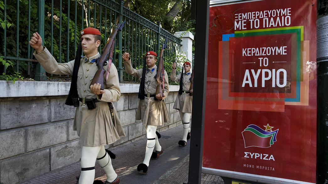 Why Greeks are voting sooner than planned